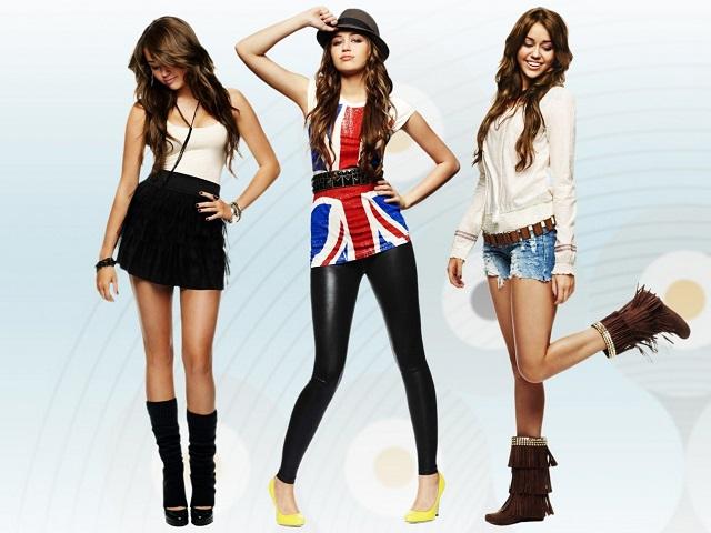 Genç Kız Giyim Trendleri