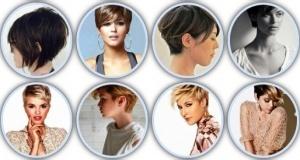 Çok Kısa Kadın Saç Modelleri