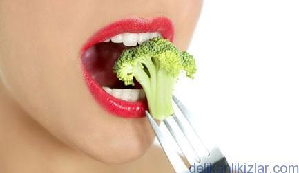 Öğünden 100 Kalori Azaltmak Mümkün