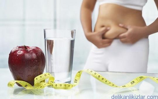 Fazla kilolardan kurtulmak elinizde