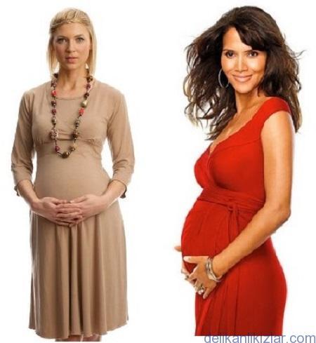 Hamilelere Özel Giysiler ve Elbise Modelleri