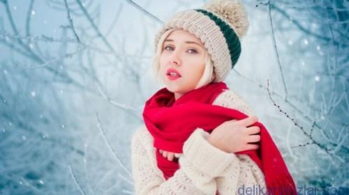 Soğuk Hava Cildi Vuruyor