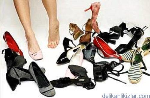 Ayakkabı tutkusu başka bir şey